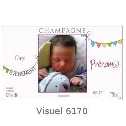 Etiquette personnalisee pour bouteille de champagne pour - Etiquette bapteme gratuite a imprimer ...