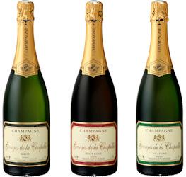 Champagne Georges de la Chapelle